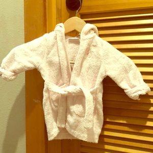 First Impressions bathrobe